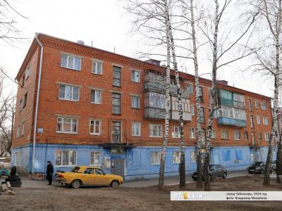 ул. Калинина, 102 корп. 1