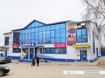 ул. Кочубея, 1