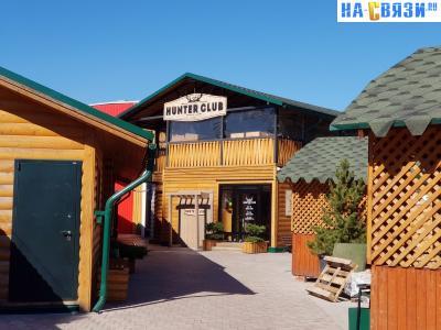 """Клубный ресторанный комплекс """"Hunter club"""""""