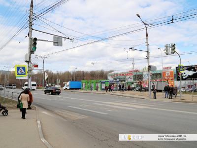 """Светофор на """"Рябинке"""""""