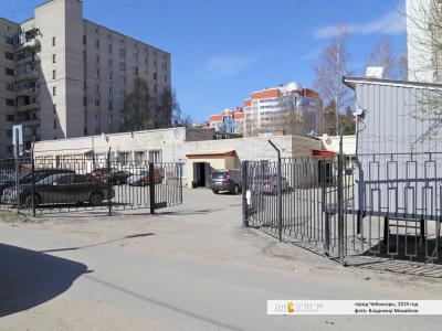 """Автопарковка гостиного комплекса """"Салам"""""""