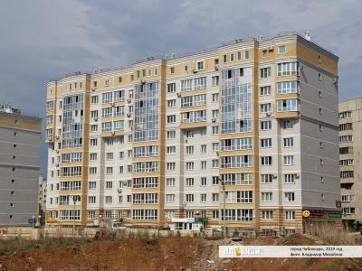 ул. Ярмарочная, 7 корп. 2