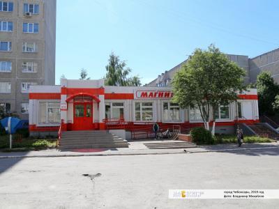 ул. М.Залка, 1А