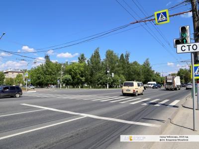 Светофор на Афанасьева