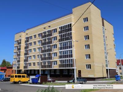 ул. Б.Хмельницкого, 10 корп. 1