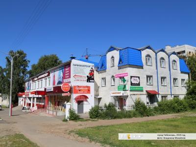 ул. Б.Хмельницкого, 57А