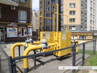 Газовые подстанции