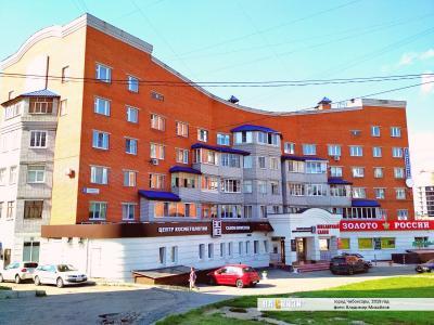 ул. Гагарина, 31