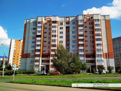 ул. Чернышевского, 38
