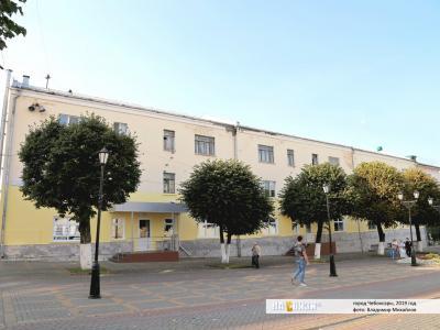 бульвар К.Ефремова, 1