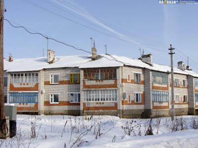 Жилой дом 41 на ул. 50 лет СССР