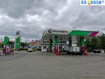 """АЗС №21-008 """"Башнефть"""""""