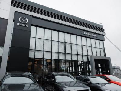 Автосалон Mazda (Мазда)
