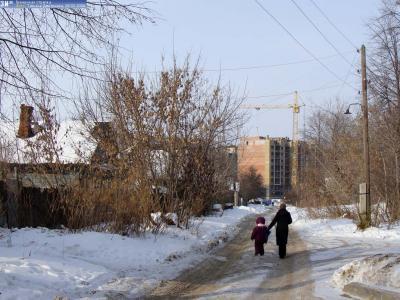 На улице Вторая Чапаева