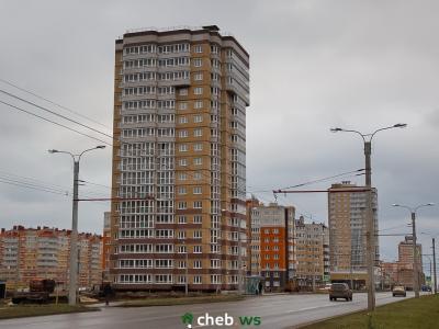 Чебоксарский пр., 19