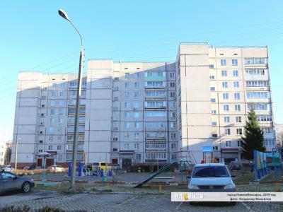 бульвар Гидростроителей, 20