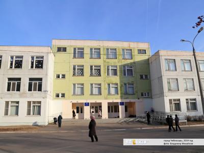 Школа 56