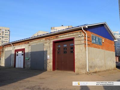 """Станция технического обслуживания """"Викинг"""""""