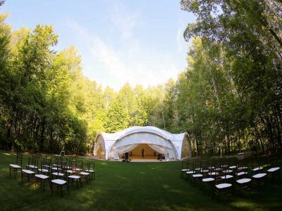 "Свадебный шатёр ""Яблоневый сад"""