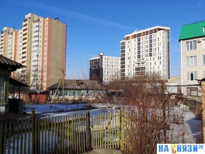 Участок на улице Харьковская