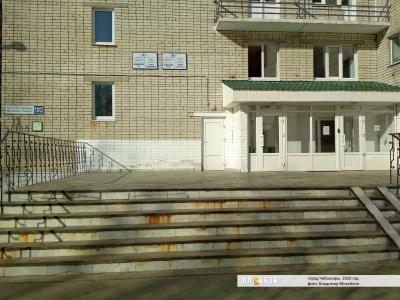 Общежитие №7 ЧГУ