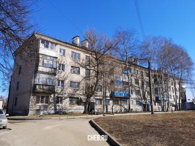 ул. Яноушека, 1