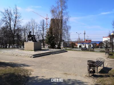 Сквер имени Максима Горького