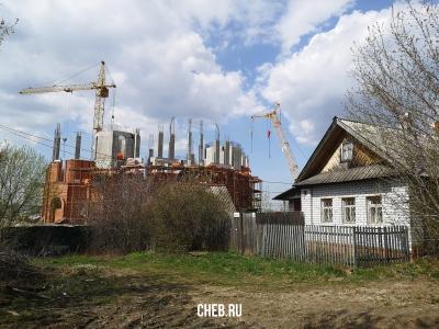 ул. Чебоксарская 33