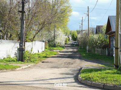 Начало улицы Ватутина