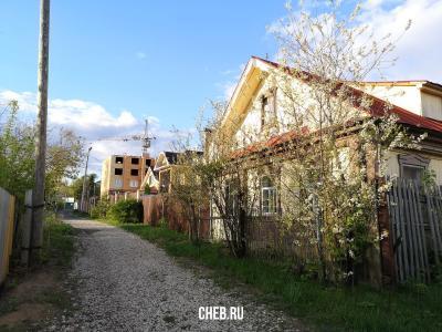 Дом по улице Овражная