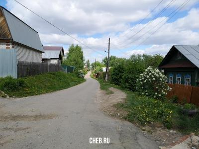 Улица Яблоневая