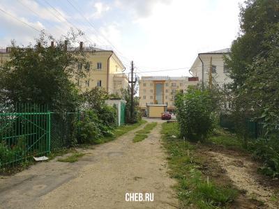 Улица Харьковская