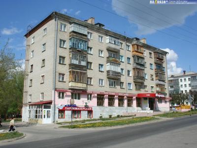 ул. Николаева, 3