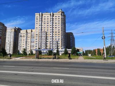 "Остановка ""Улица Мичмана Павлова"""