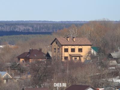 Вид на ул. Поворотно-Нагорная 11