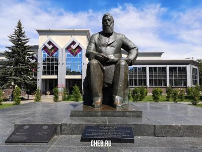 Памятник Ивану Яковлеву