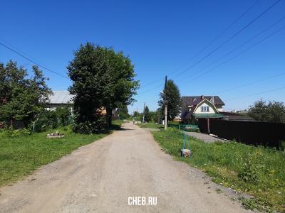 Улица Заречная