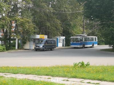 """Остановка """"Улица Коллективная"""""""
