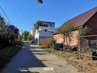 Дома по улице Полярная