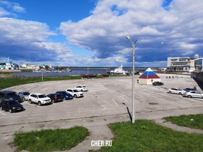 Парковка у Красной площади