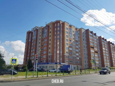ул. Б.Хмельницкого, 109 корп. 2