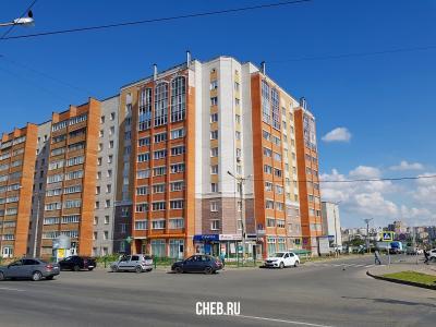 ул. Б.Хмельницкого, 109 корп. 3