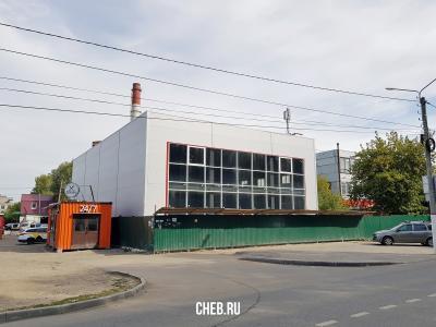 ул. Т.Кривова, 6Б