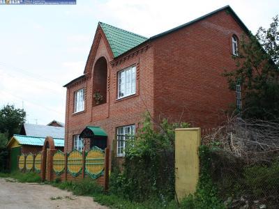 Коттедж на ул. Циолковского