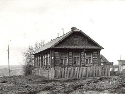 Дом на перекрёстке ул. Луговая и ул.Гоголя