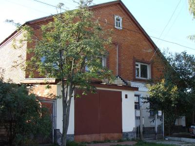 Коттедж на ул. Некрасова
