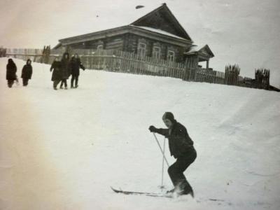 ул. Рябиновская 1960