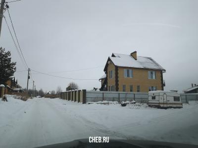 Улица Лучистая