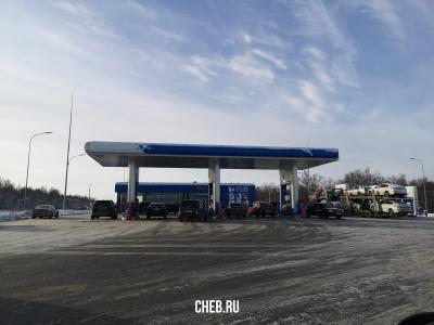 """АЗС """"Газпромнефть"""" №3"""