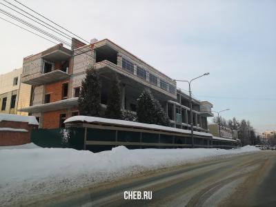 Строительство гостиницы эконом-класса